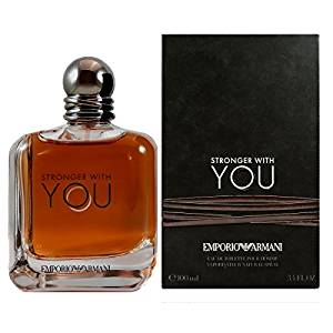 Stronger With you Armani perfume hombre