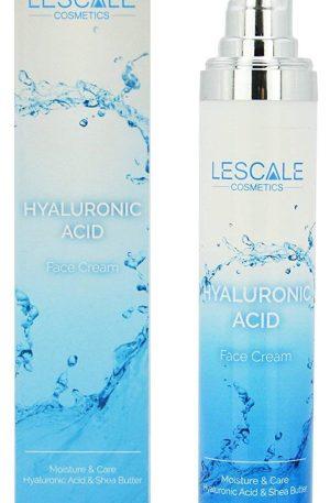 Crema hialurónica Lescale
