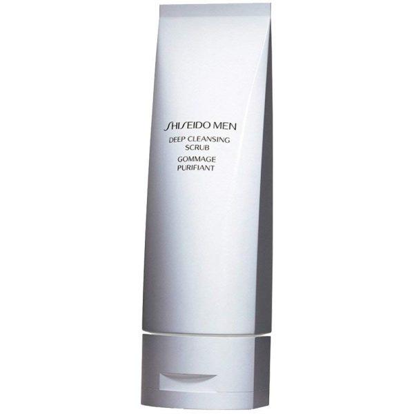 Crema Exfoliante hombre Shiseido