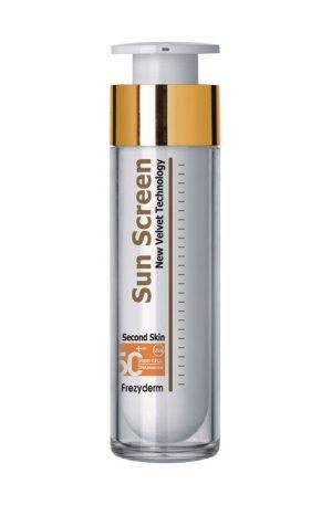 Protección solar facial Sun Screen SPF 50 piel sensible