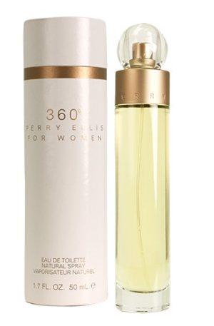 Perry Ellis 360 perfume mujer