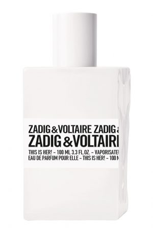 Zadig&Voltaire This is Her Artperfume